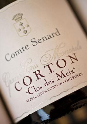 Corton Clos Des Meix Grand Cru Monopole