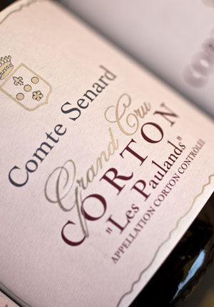 Corton les Paulands Grand Cru